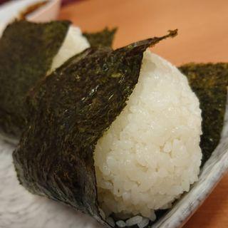 おにぎり(しらす、鮭)(亀松 横須賀中央店)