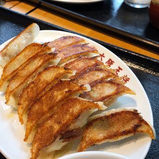 餃子定食(大阪王将 習志野店 )