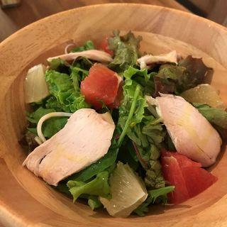 鶏ハムのビネガーサラダ(カッシーワ 東通り店 )