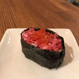 にくら(近江牛の肉寿司)(カッシーワ 東通り店 )