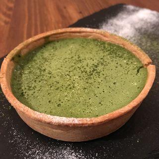 抹茶のチーズタルト(カッシーワ 東通り店 )