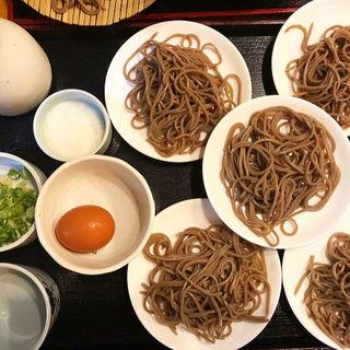 蕎麦(出石庵 (いずしあん))