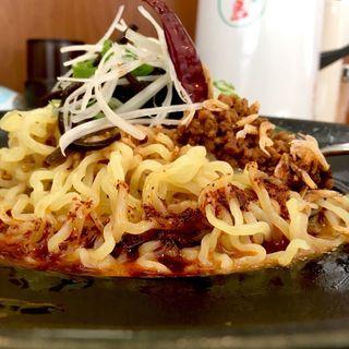 紅冷やし担担麺(蜀香 担担麺)