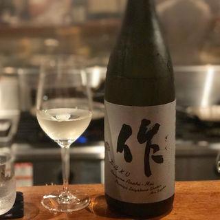 作 純米大吟醸 岡山 朝日米(コノ花まひろ )