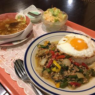 パッガパォムー(サワデーすみ芳 栄店 )