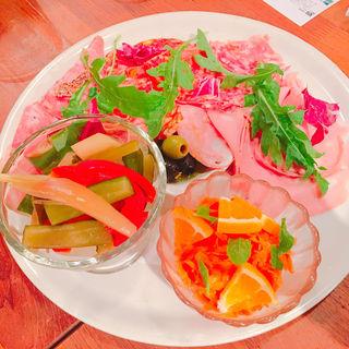 前菜7種盛り合わせ(鎗屋町 134 (ヤリヤマチ イチサンヨン))