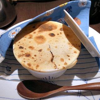ビーフシチューのパイ包み焼き(さ行)