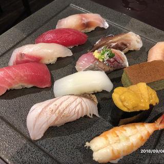 握り寿司(錦糸町高はし )