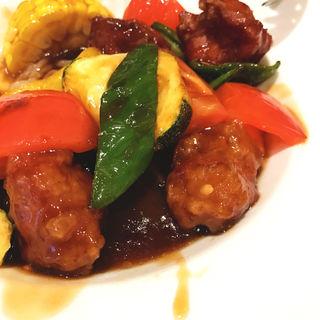 酢豚(新長田中華食堂 房's (【旧店名】チャイニーズ キッチン 房's))