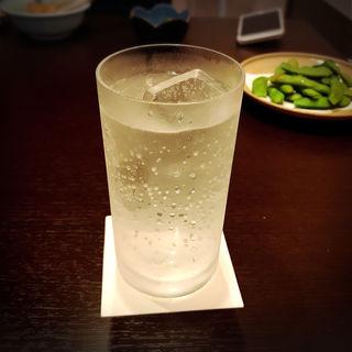 レモンサワー(松木家 (まつきや))