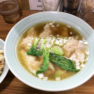 ミックスワンタンスープ(くぬぎ屋 )