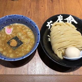 味玉つけ麺(六厘舎 大崎店)