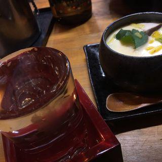 茶碗蒸し(居酒屋ダイニングEBISU)
