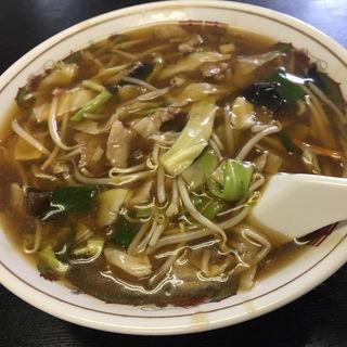 チャンポン麺(宝山閣 )