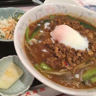 キーマカレーラーメン(大成閣 (タイセイカク))