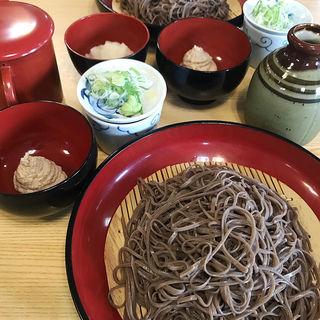 くるみ蕎麦(富蔵家 )
