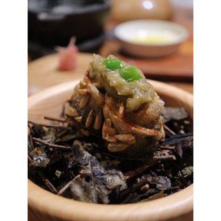 鮎 茄子 いり番茶(セララバアド )