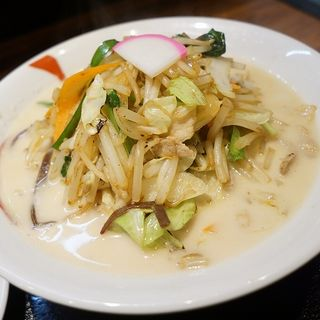 濃厚タンメン(マル天麺房)