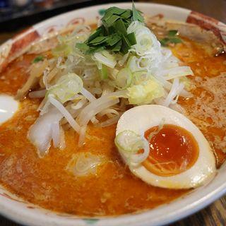 辛味噌麺(激辛)