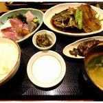 七尾の煮魚定食