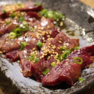 炙りレバー(肉酒場 犇屋 西中島店)