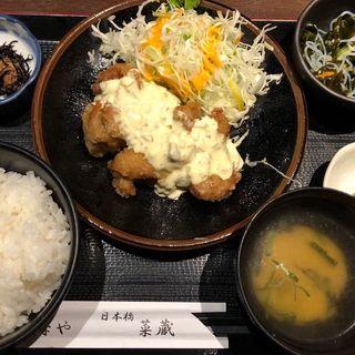 チキン南蛮定食(菜なや )