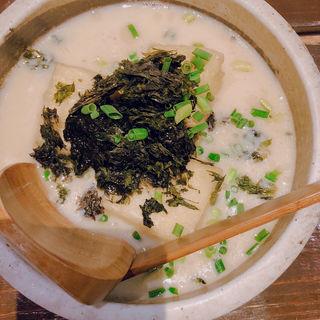 揚げ出し豆腐(居酒屋 龍のす)