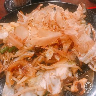野菜炒め(味の正福 アクロス店 (あじのまさふく))