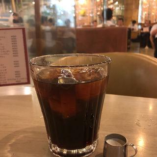 コーヒー (アイス)(マヅラ喫茶店 )