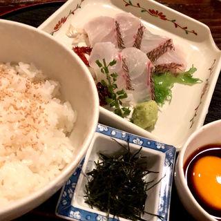 鯛めし(十徳 新宿本店 (じゅっとく))