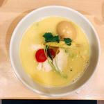 鶏白湯SOBA(銀座 篝 Echika池袋店)