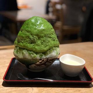微糖抹茶(しもきた茶苑大山 )