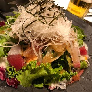 大和特製サラダ レギュラー(旬味旬菜 大和)