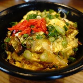 豚玉丼(ミニ)(亭亭 )
