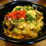 豚玉丼(ミニ)