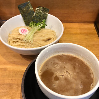 濃厚魚介つけ麺(清麺屋)
