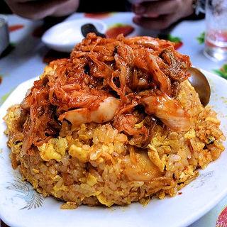 キムチ炒飯(龍王 )