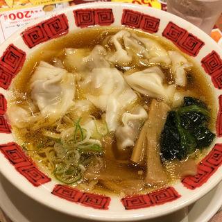 雲呑麺(バーミヤン 日野万願寺店 )
