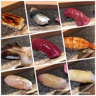 ランチ寿司(錦糸町高はし )