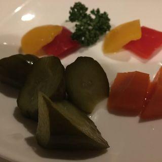 いろいろ野菜のピクルス(KNOTS(ノッツ))