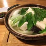 湯豆腐(ままや)