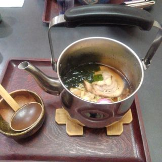 やかんラーメン(とんかつレストランてつ兵衛 金成店 (テツベエ))