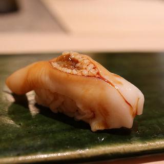 石垣貝(鮨薪介)