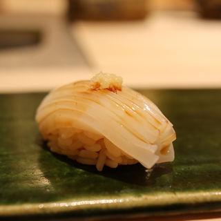 白烏賊(鮨薪介)