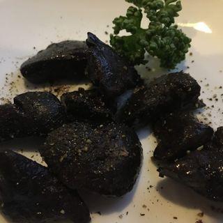 鶏レバーの赤ワイン煮(KNOTS(ノッツ))