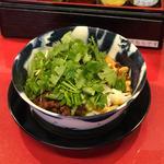 担担パクチー(スパイス担担麺専門店 香辛薬麺)
