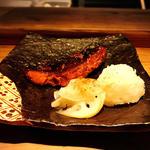 時鮭の酒粕焼