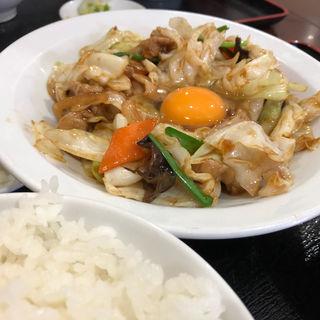 スタミナ(中華料理 福 )