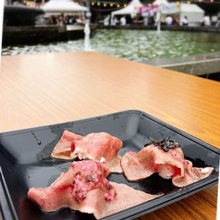 A5黒毛和牛の握り寿司(焼肉2+9)