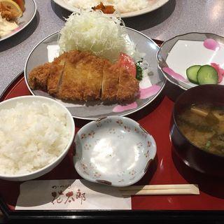 トンカツ定食(花太郎 )